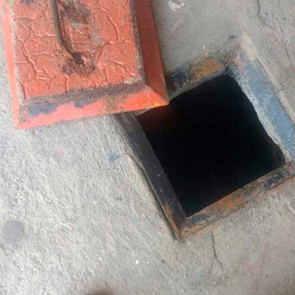 Cu l es la tapa para cisterna que necesitas cap mexico for Cisternas de cemento