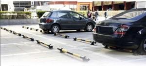 1 Tope de Estacionamiento - Cap México