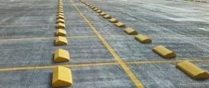 2 Tope de Estacionamiento - Cap México