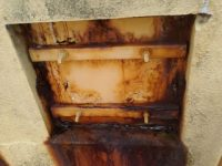 Tapa para cisterna portada