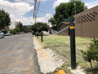 Postes para Confinamiento de Áreas - Cap México